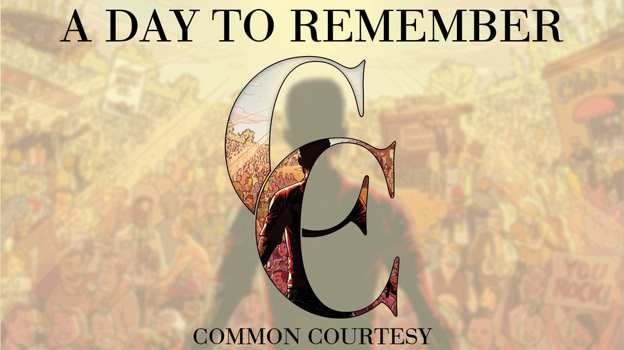 Day To Remember Common Courtesy by beacdc 900x506