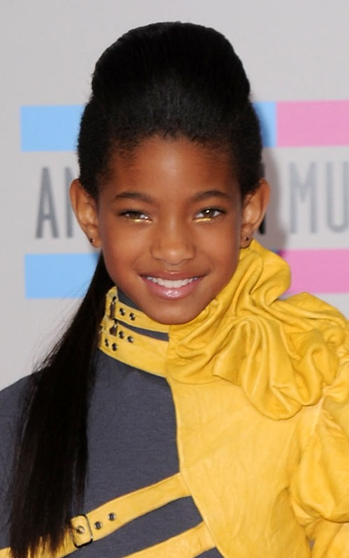 Willow Smith at the 2010 American Music Awards 500x800