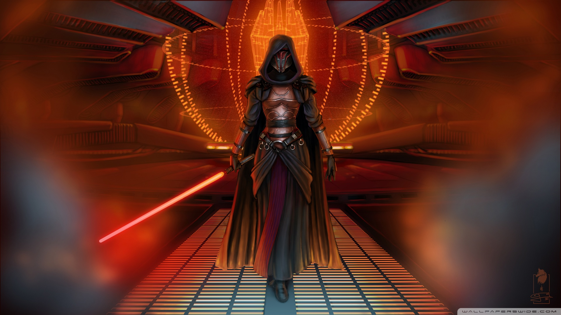 Star Wars Darth Nihilus Wallpaper