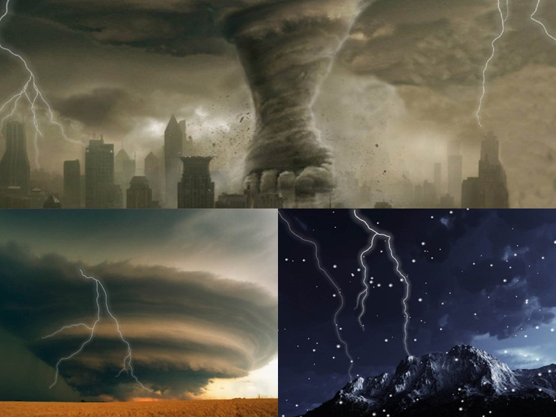 Lightning Storm Animated Wallpaper   DesktopAnimatedcom 800x600