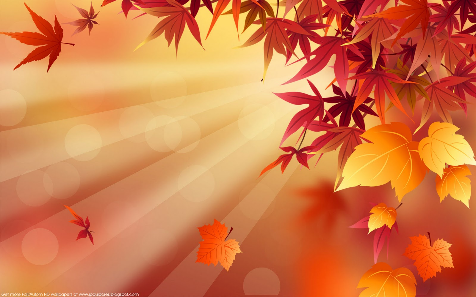 Kids Under 7 Fall Wallpapers for Desktop 1600x1000
