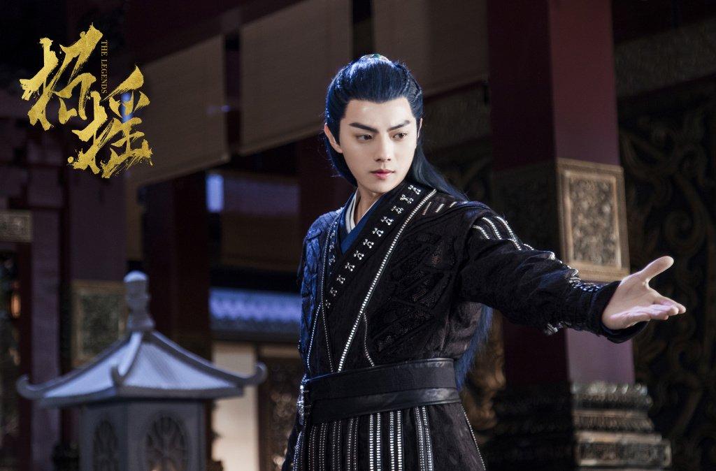 ChineseDramaInfo on Twitter TheLegends When Li Chenlan XuKai 1024x674