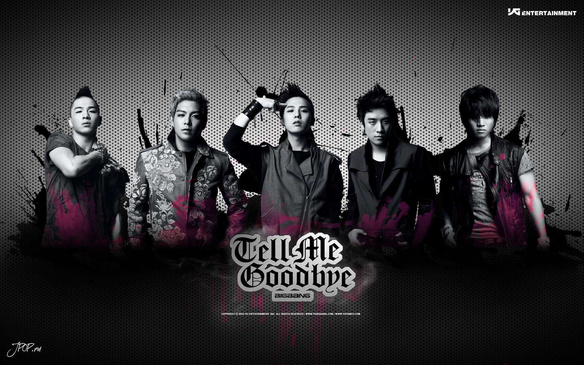 Tell Me Goodbye Big Bang wallpaper   200332 1920x1200