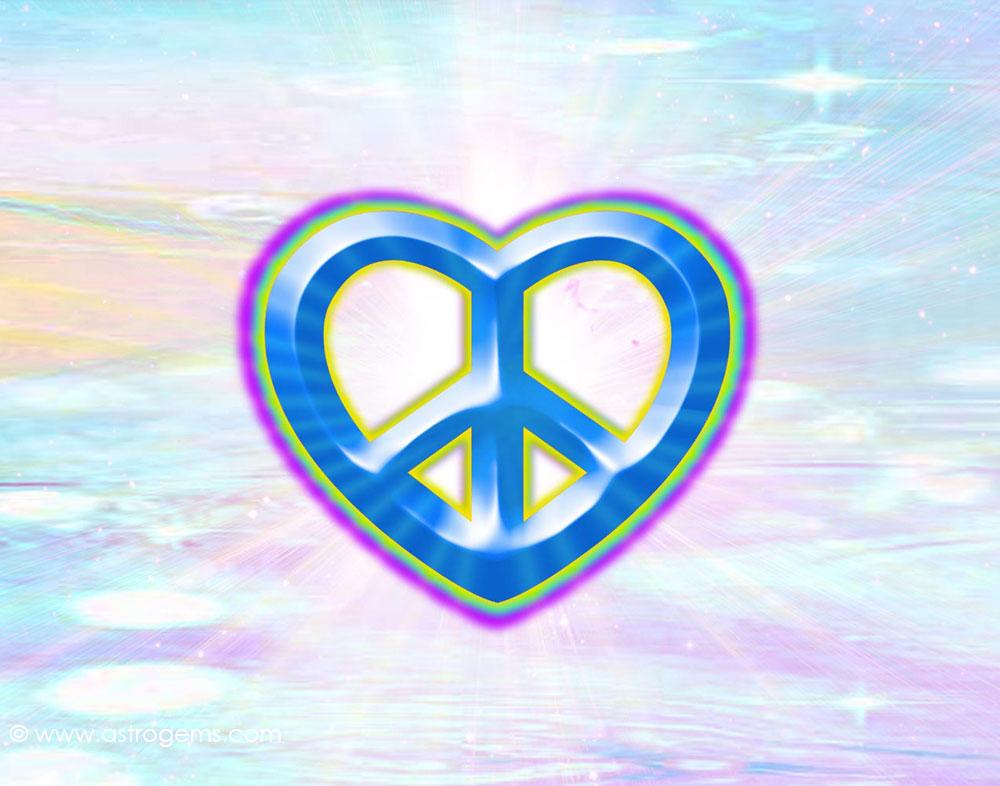 colorful peace sign desktop wallpaper desktop backgrounds htm 1000x786