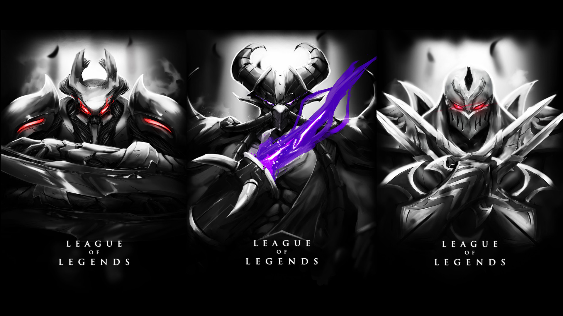 League of legends wallpaper pack - League Of Legends Best Video Game Wallpapers