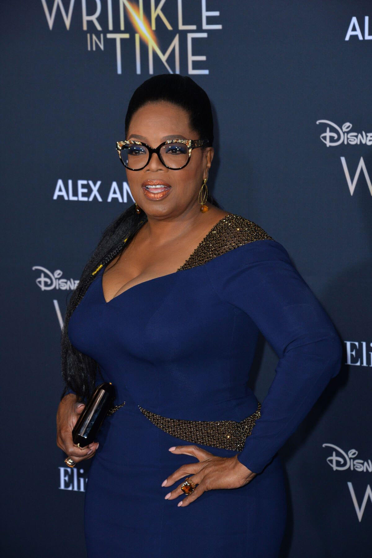 Oprah Winfrey Stills at A Wrinkle in Time Premiere in Los 1200x1803