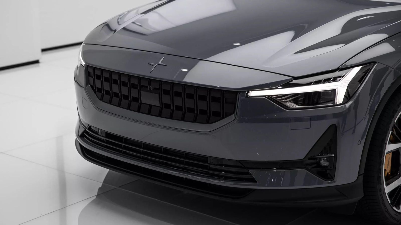 2021 Polestar 2 heads to Geneva Motor Show with 408 hp vegan 1600x900