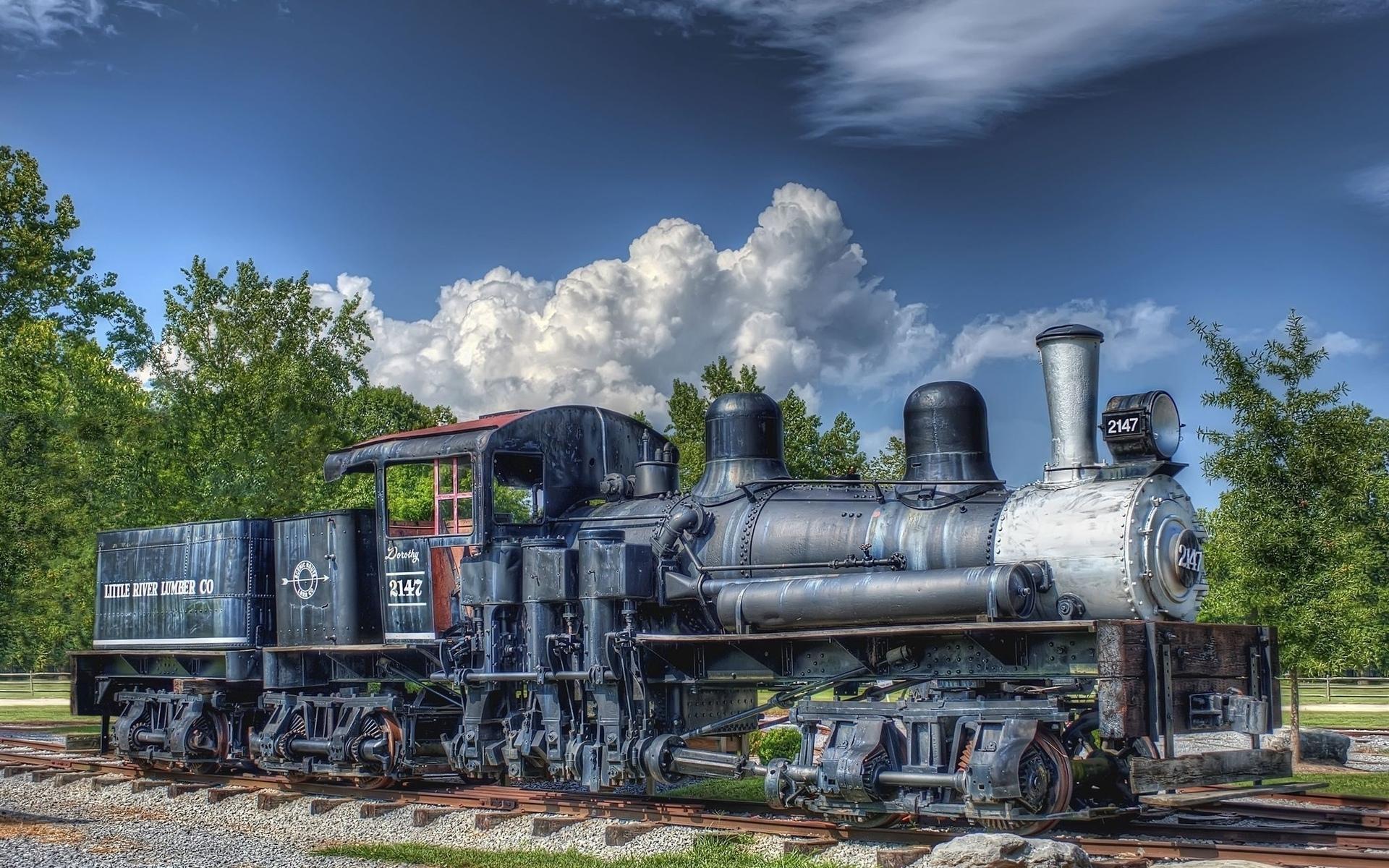 Train wallpaper 27725 1920x1200