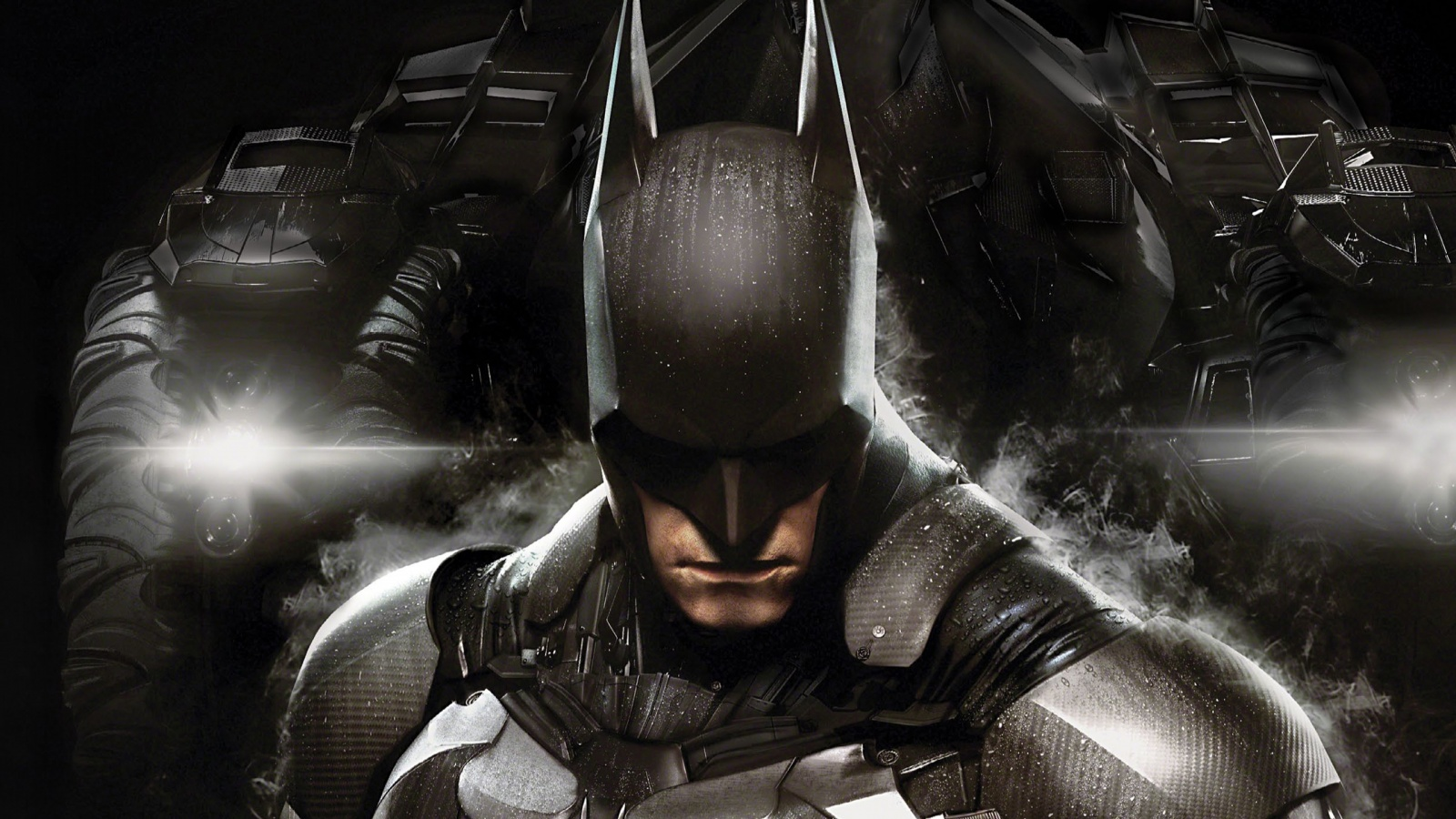 2014 Batman Arkham Knight Wallpapers HD Wallpapers 1600x900