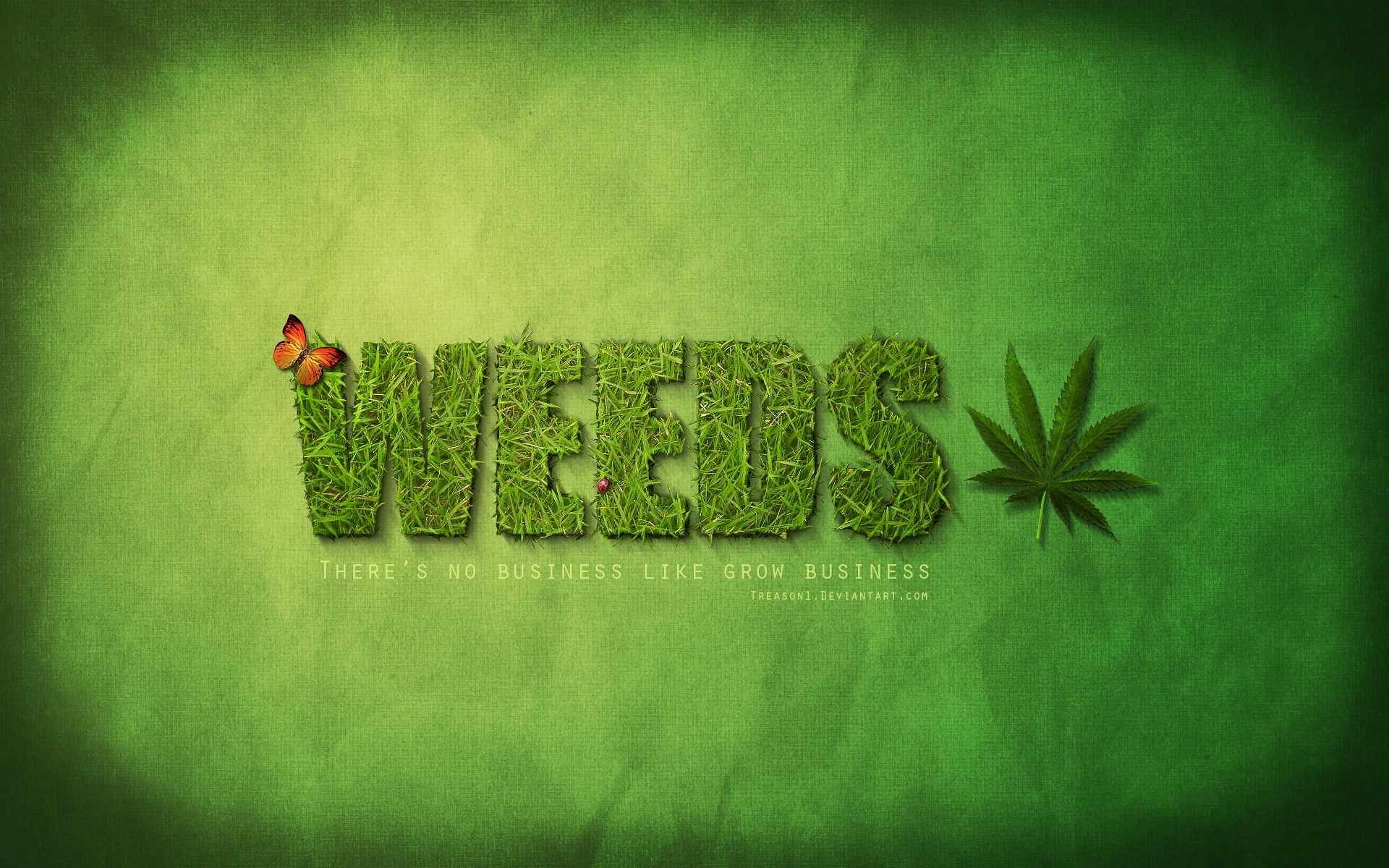 Weeds wallpaper 216514 1920x1200