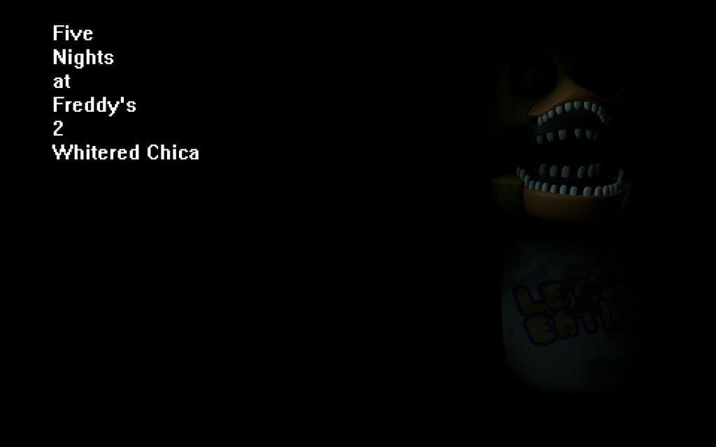 Gmod] FNAF 2 Wallpaper WhiteredOld Chica by Movie Photo Maker97 on 1024x640