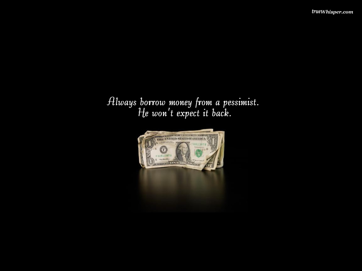 Money Funny Wallpapers   funny pictures funny images 1152x864