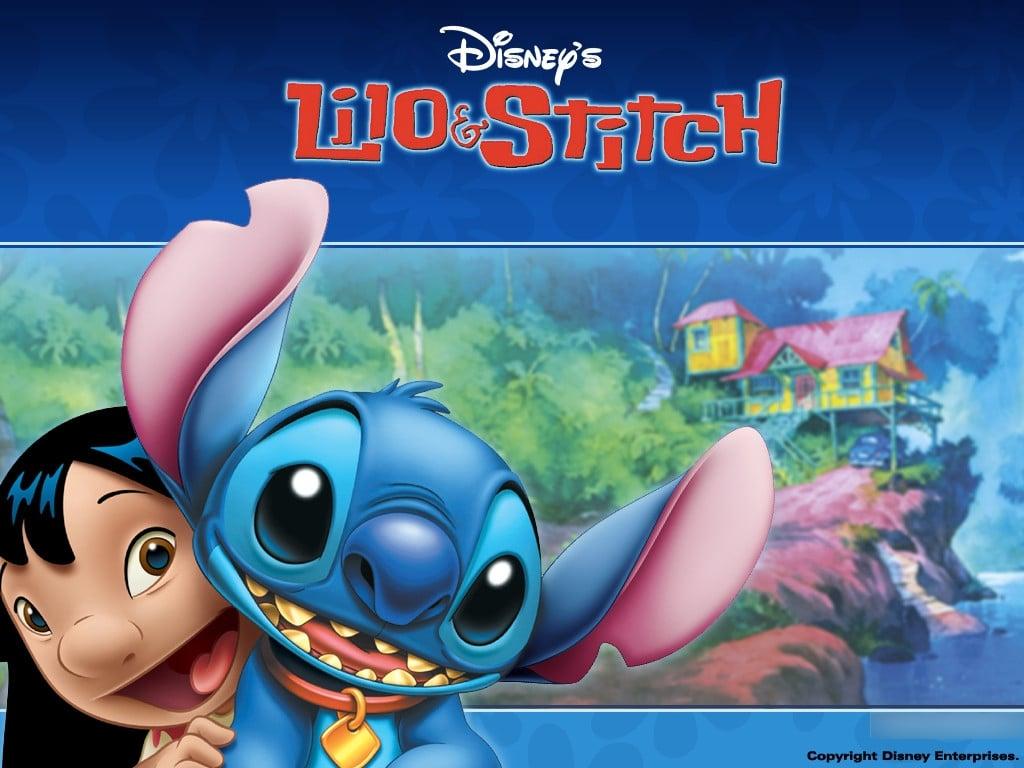Lilo and Stitch wallpaper 1024x768 76274 1024x768