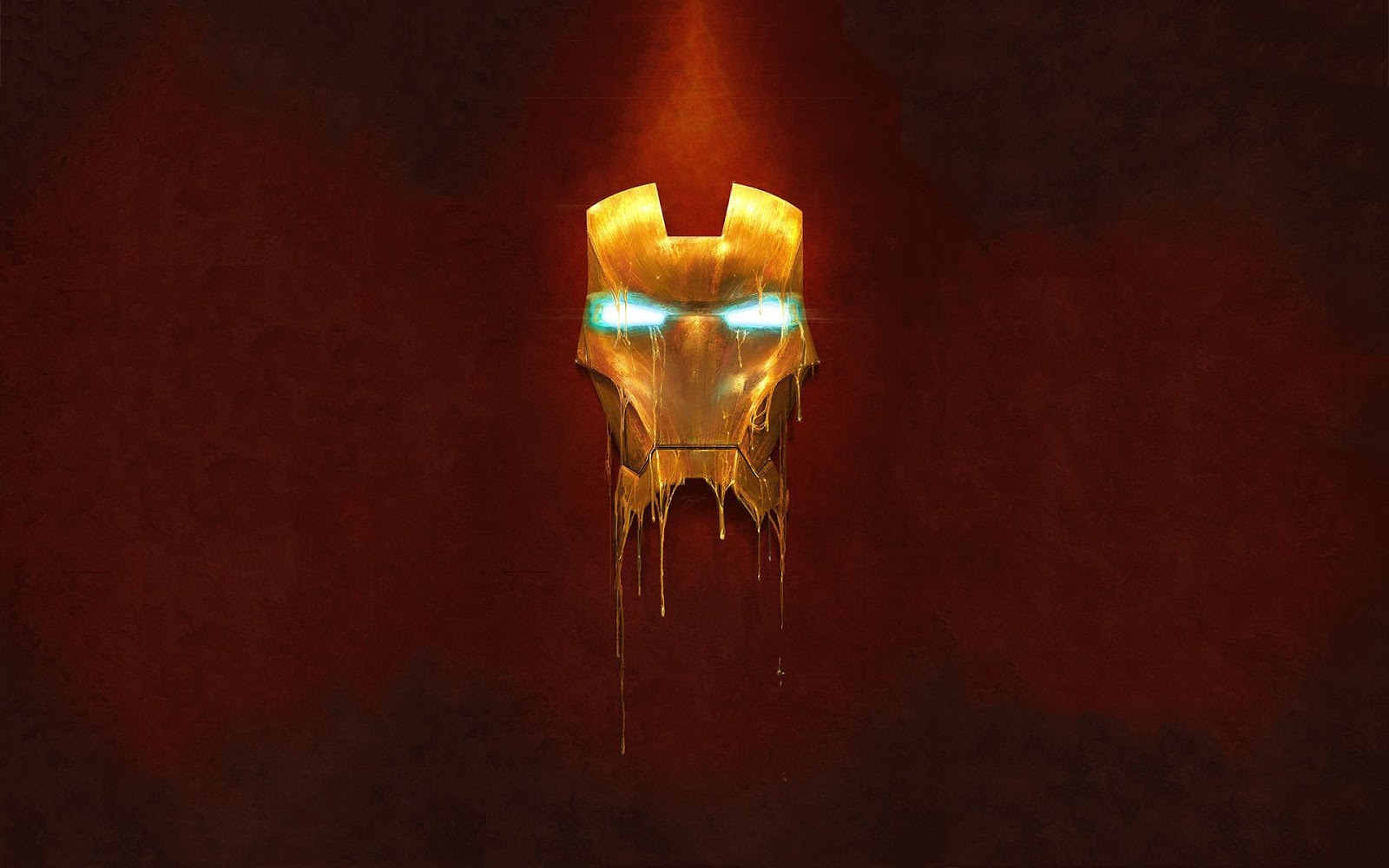 Wallpapers Android Iron Man latest Mask Background Wallpaper 1600x1000