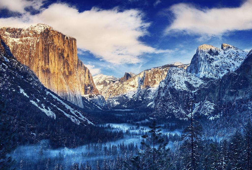 Explore The Wild Wild West At Yosemite National Park 1024x693