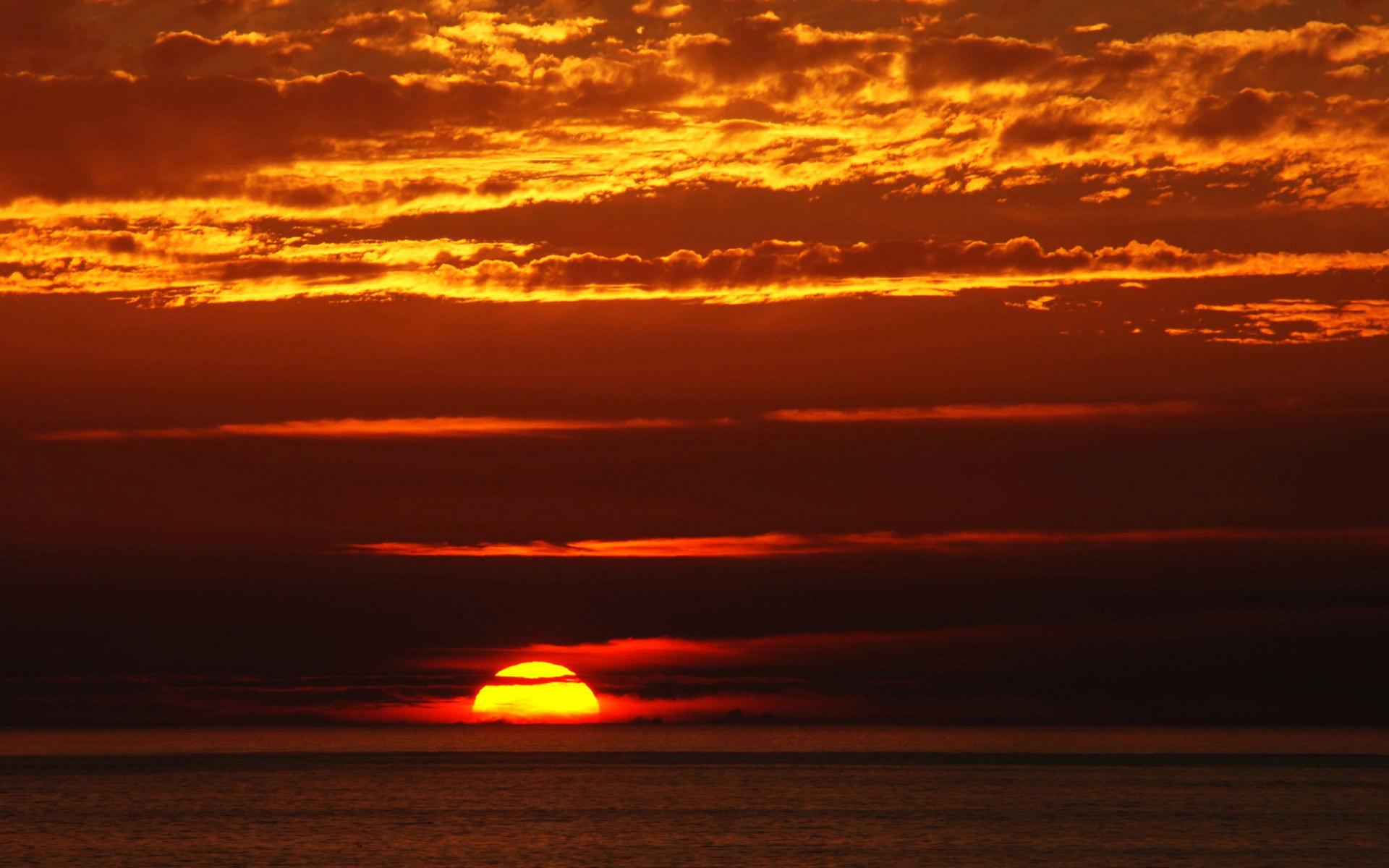 Sunset Backgrounds wallpaper   104609 1920x1200