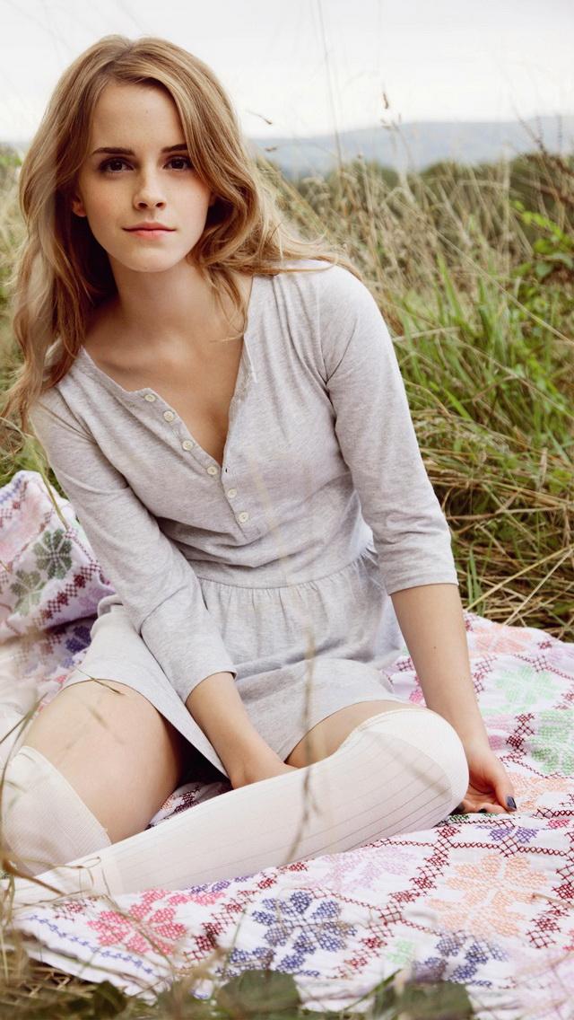 Emma Watson iphone wallpaper   Best iPhone 5s wallpapers 640x1136