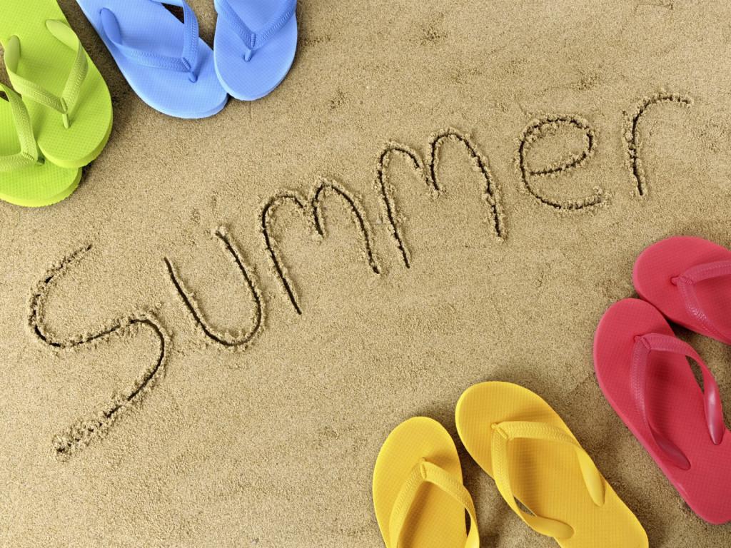Summer Fun HD Wallpaper 1024x768