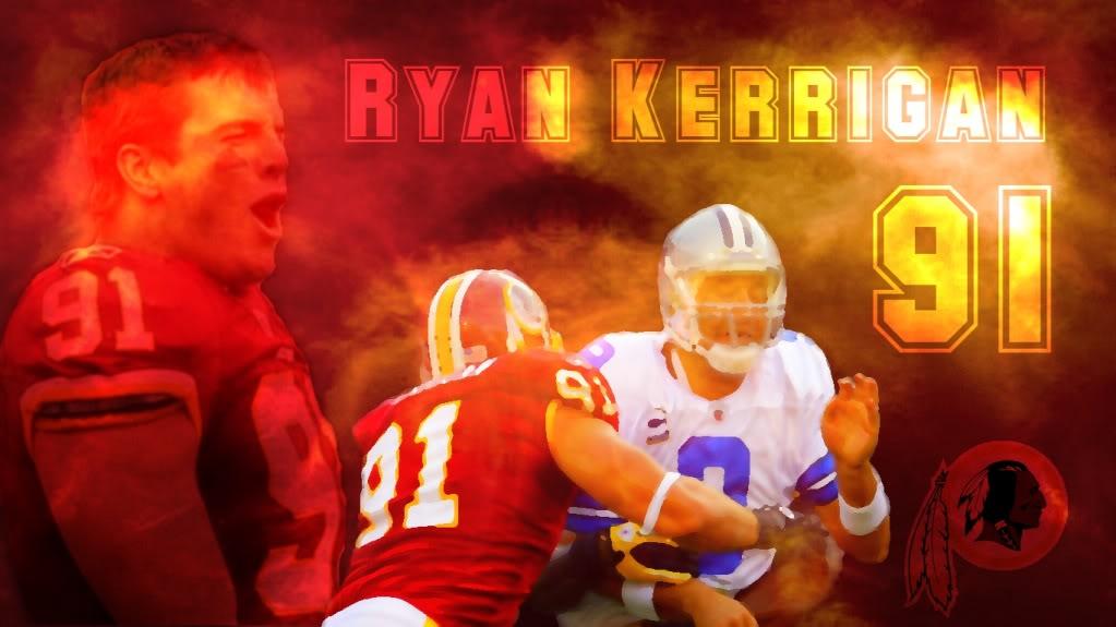 Ryan Kerrigan Wallpaper Ryan kerrigan posted image 1023x575