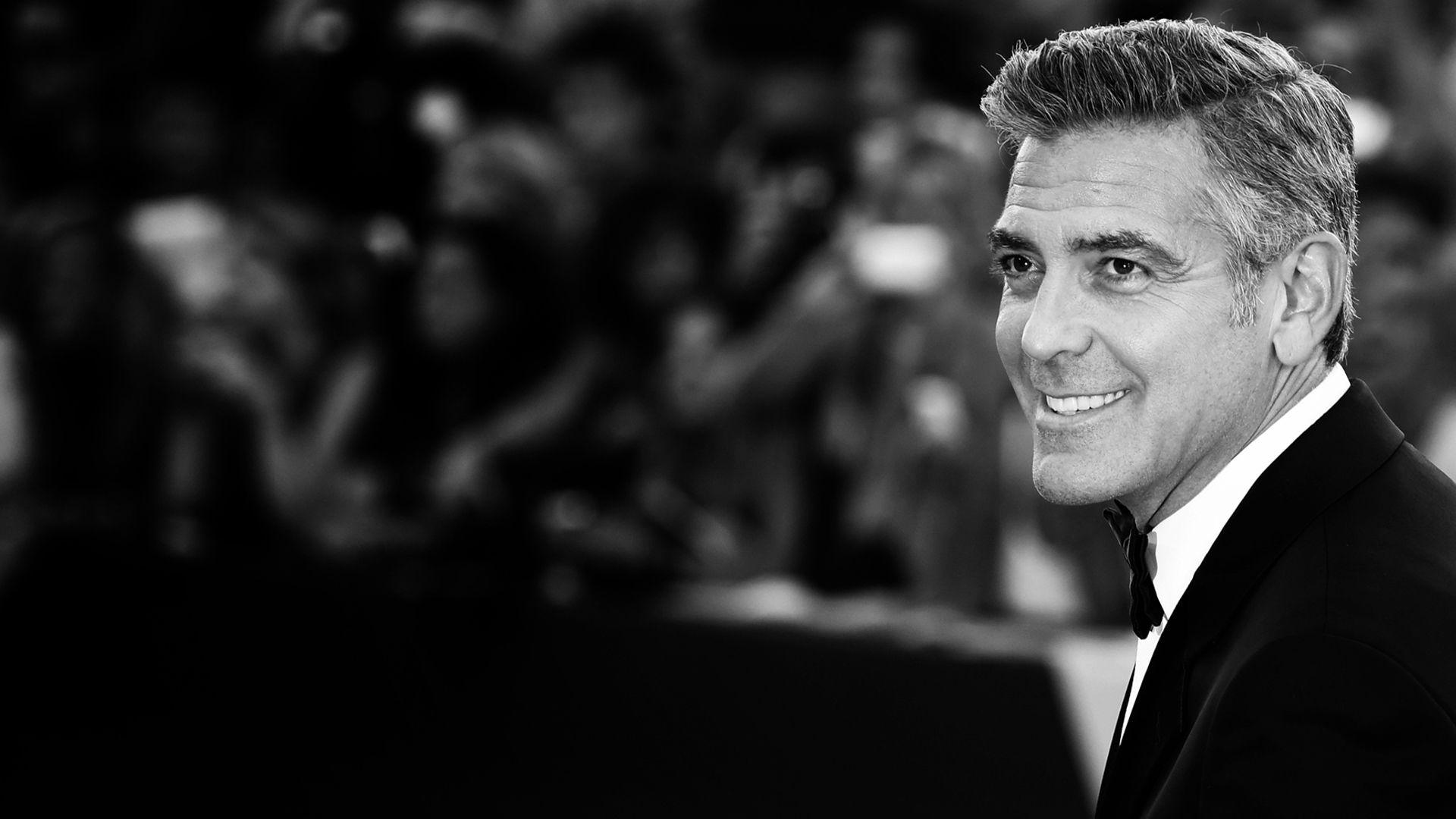 George Clooney Wallpapers   Top George Clooney Backgrounds 1920x1080