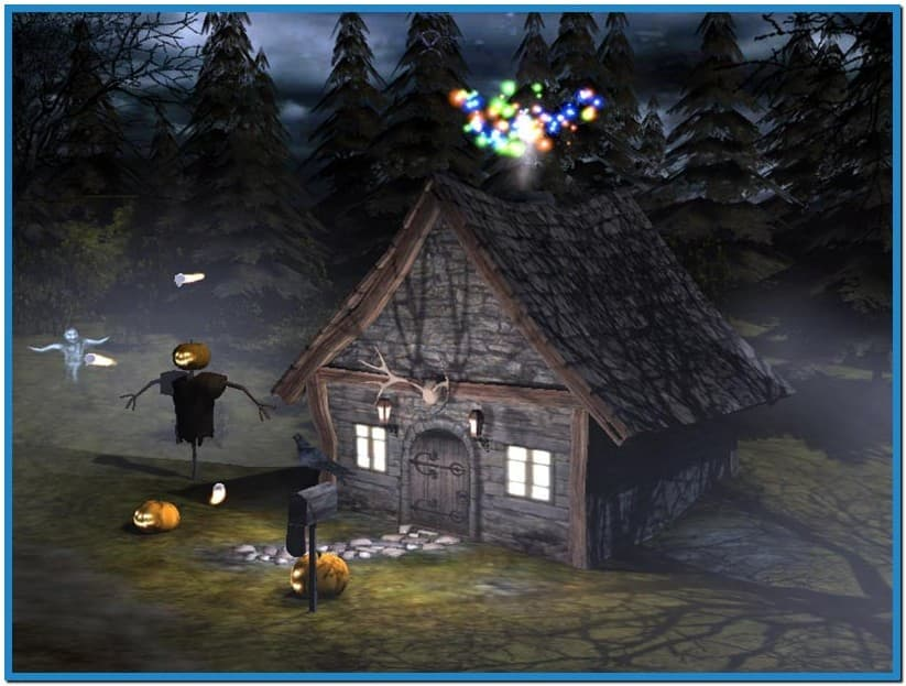 Animated halloween wallpaper screensavers   Download 823x623