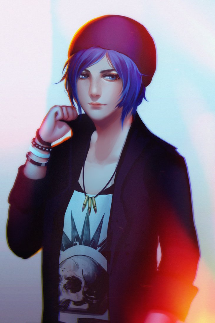 Collab] Chloe Price by ORCus51 730x1095