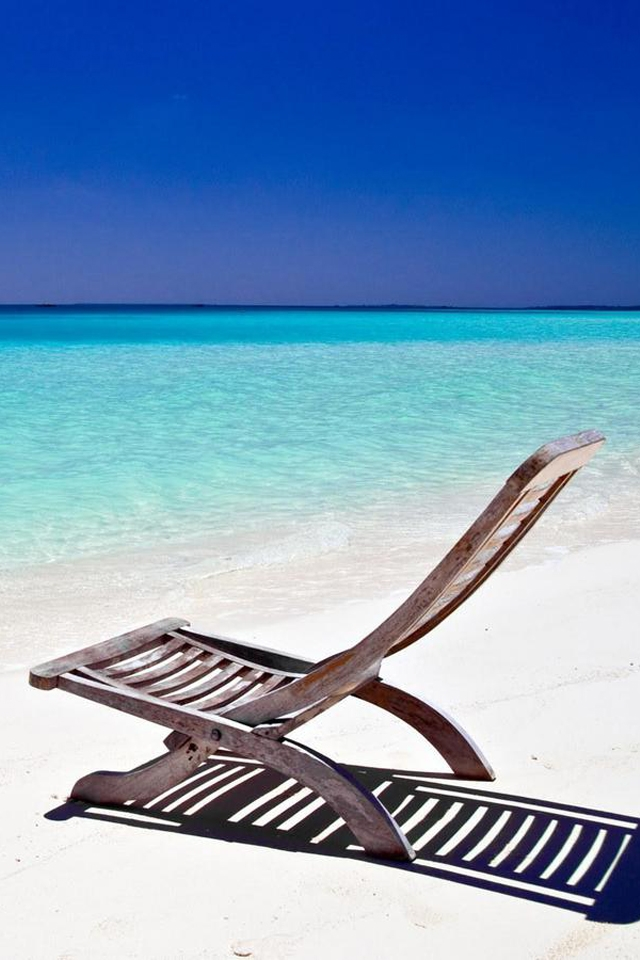 Free Beach Chair Wallpaper Wallpapersafari