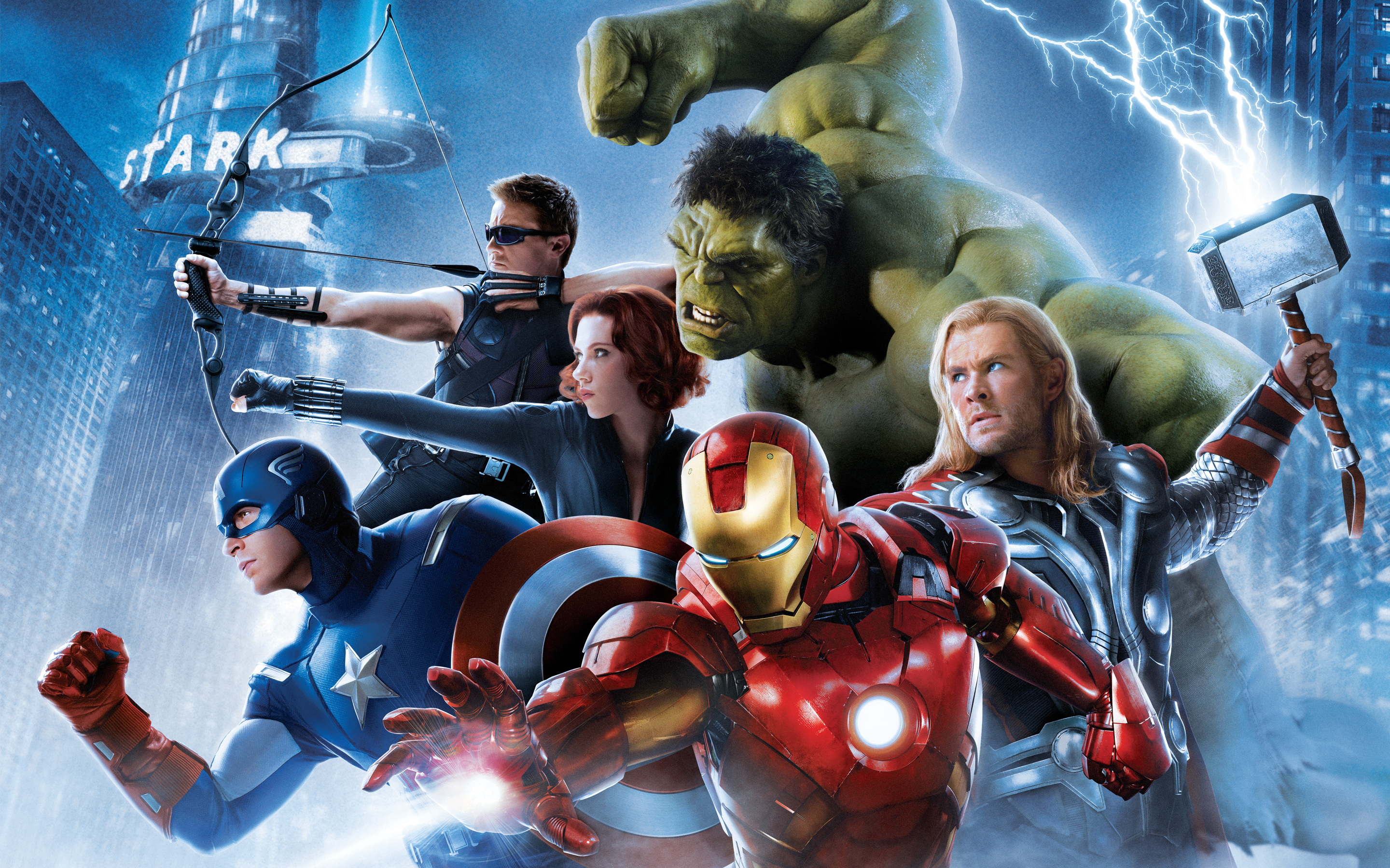 2015 Avengers 2 Age of Ultron Wallpapers HD Wallpapers 2880x1800
