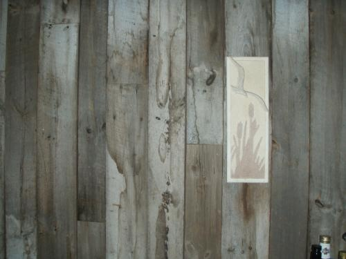 Barnwood Wall re use repurpose salvaged ideas Pinterest 500x375