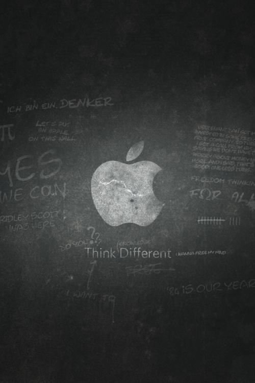 Iphone 4s Wallpaper Apple iPhone 4S Logo Wallpapers 500x750