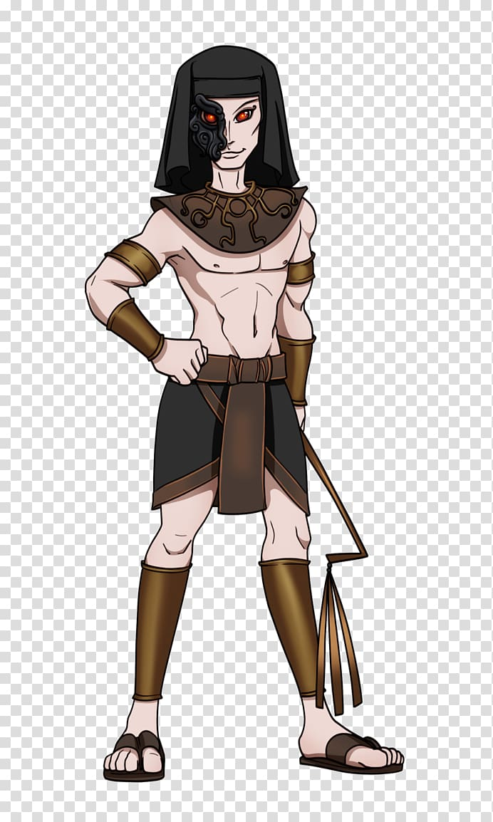 Sauron Saruman Cartoon Costume pharaoh transparent background PNG 692x1154