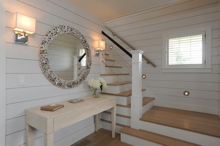 Step Lights Cottage entrancefoyer Donna Elle Interior Design 740x492