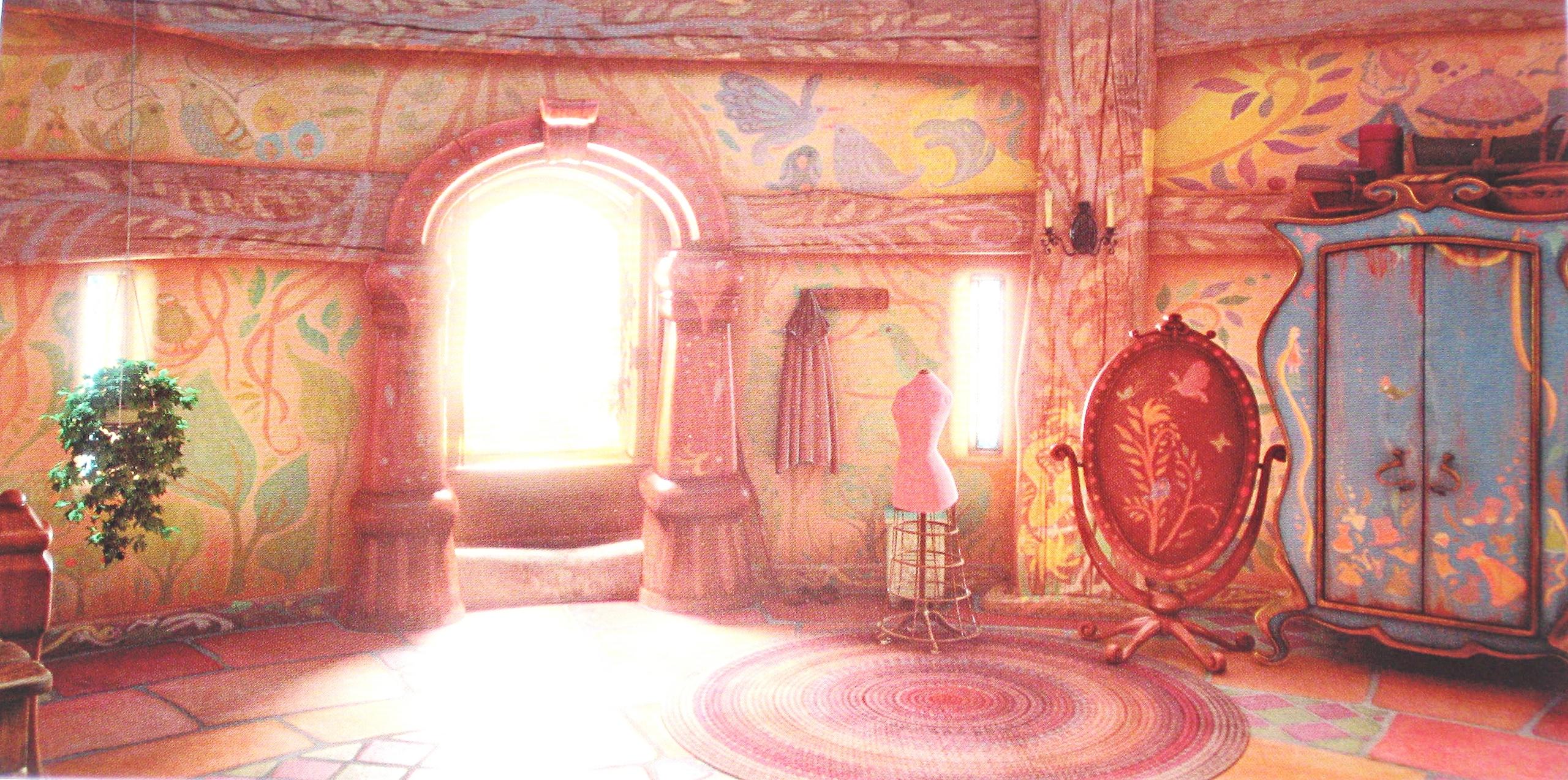 Walt Disney Characters images Walt Disney Backgrounds   Tangled HD 2560x1273