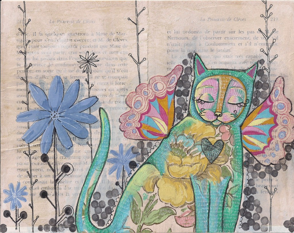 Indie Art Wallpaper 1024x810