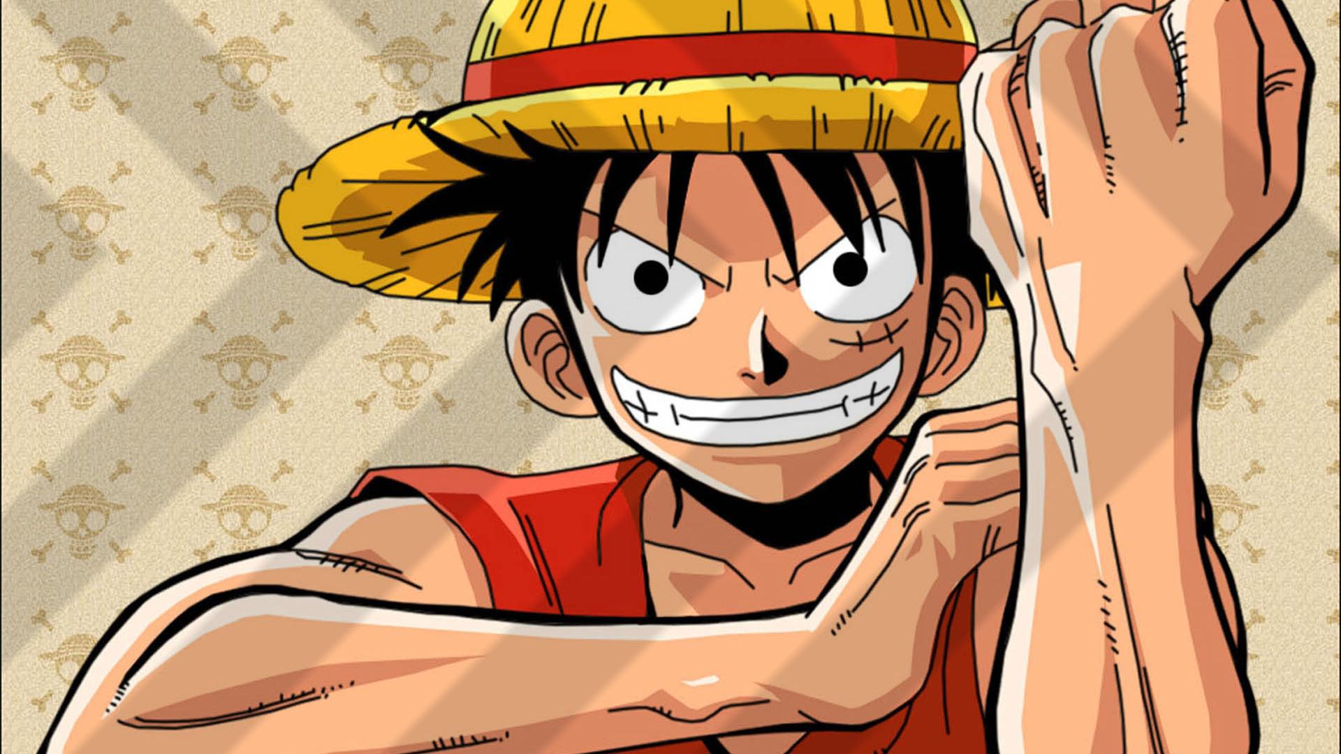 Download One Piece Luffy HD Wallpaper HD Wallpaper 1920x1080