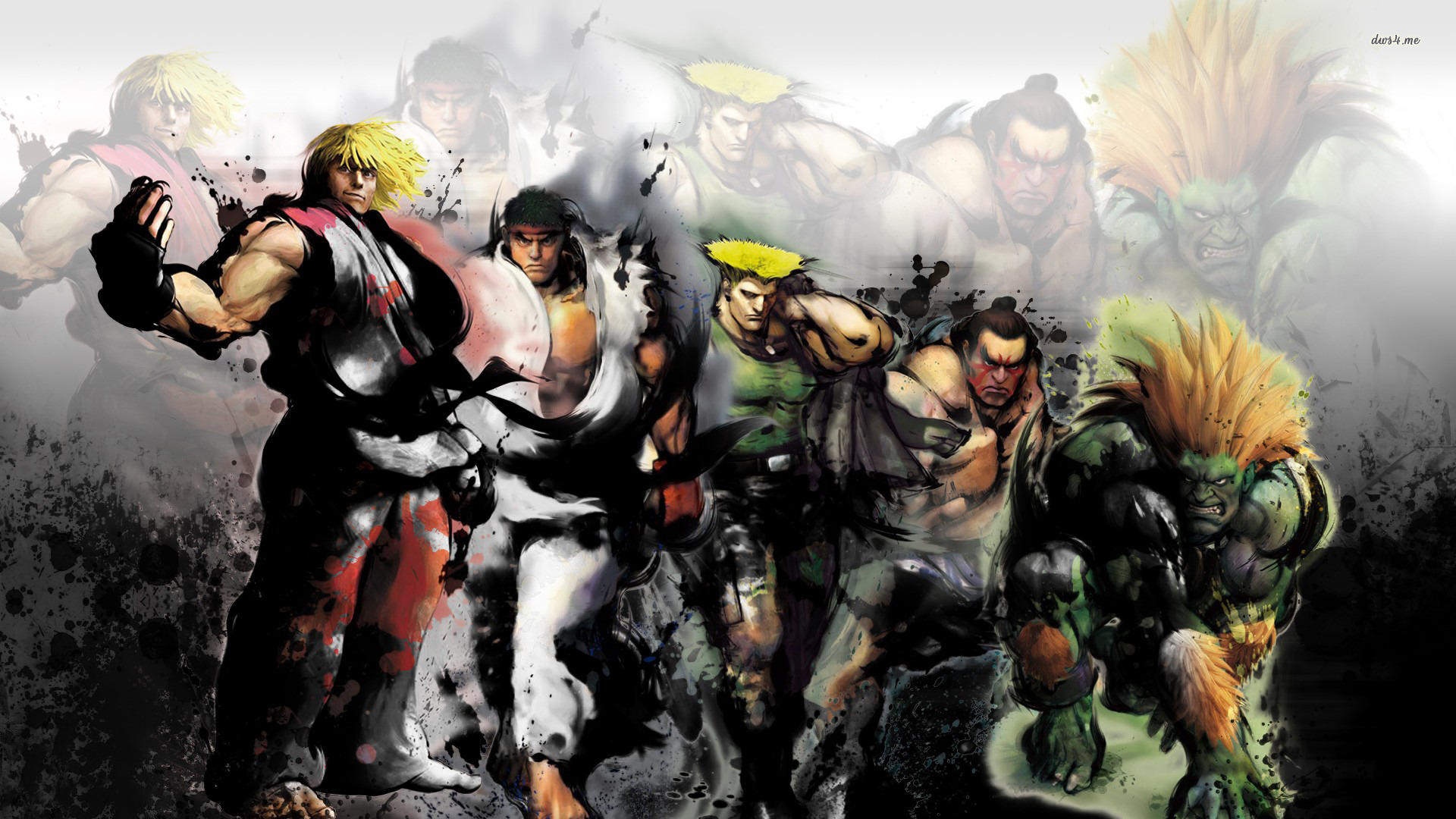 Free Download Fighter Iv Wallpaper 1680x1050 Street Fighter Iv