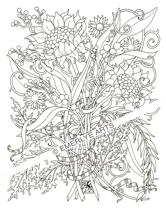 Coloring Pages For Adults Printable Top Coloring Pages 640x800