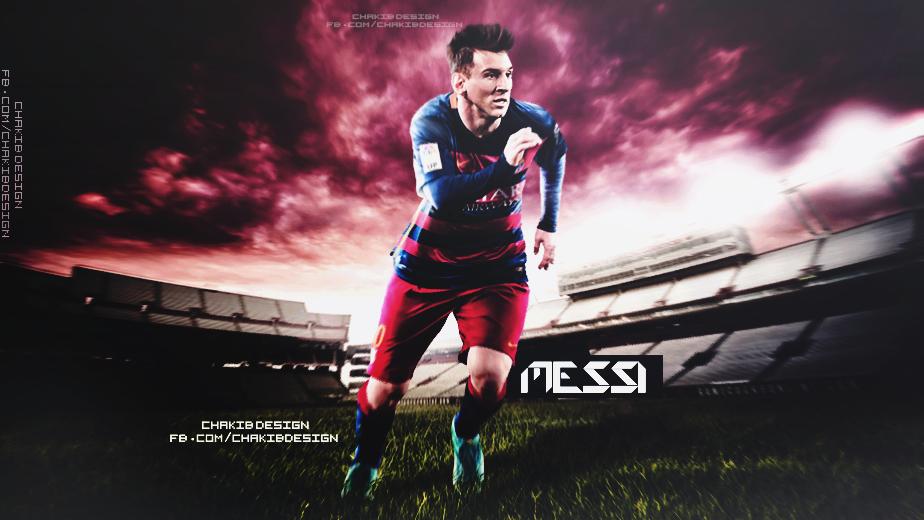 Free Download Leo Messi Wallpaper 2016 By Chakib Design