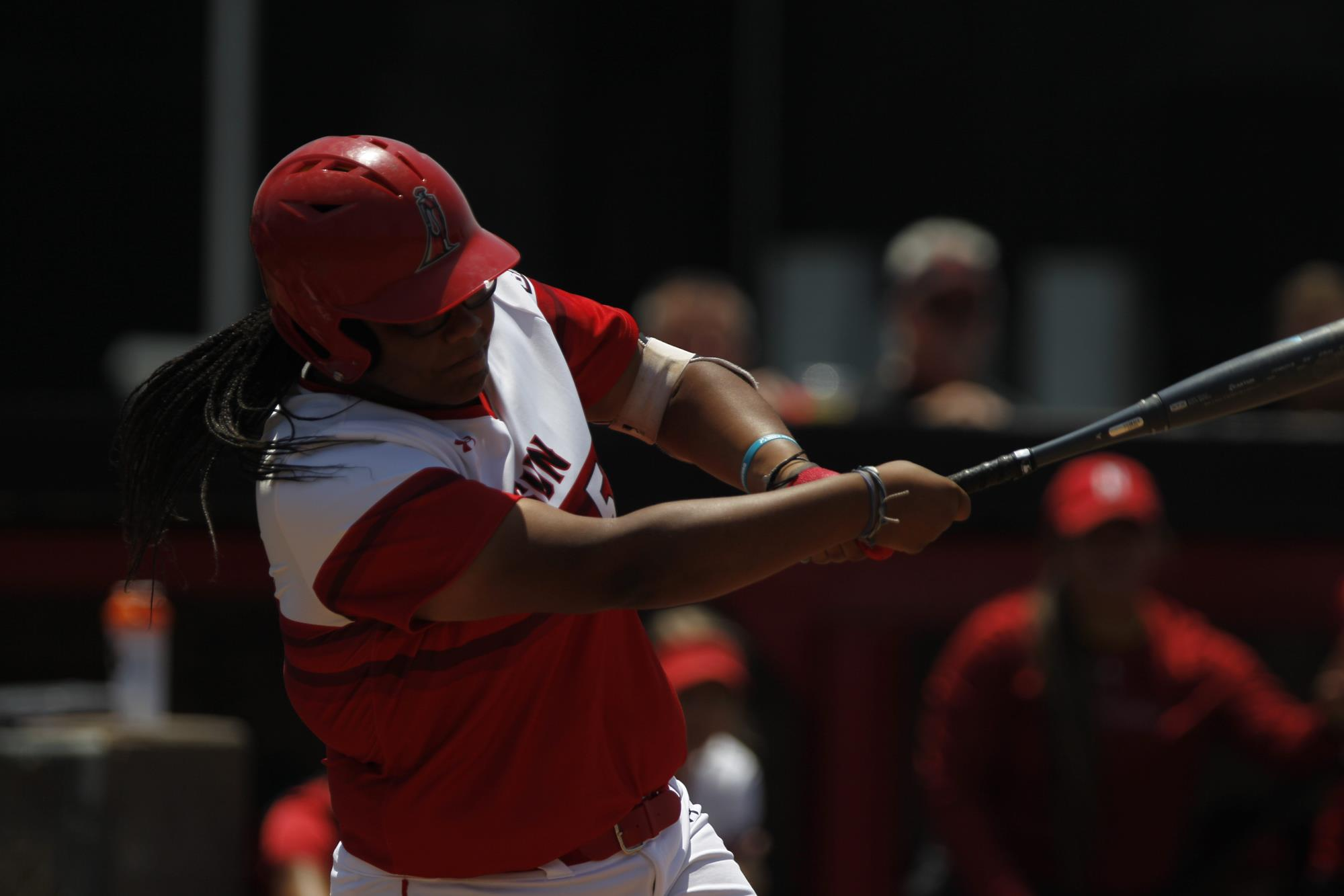 Kiarra Crockett Pope   2019   Softball   CSUN Athletics 2000x1333