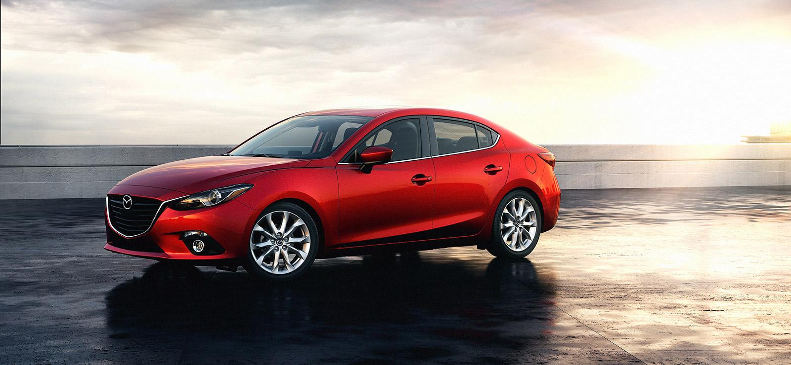 2014 <b>Mazda3 Sedan</b> - Front | HD <b>Wallpaper</b> #2