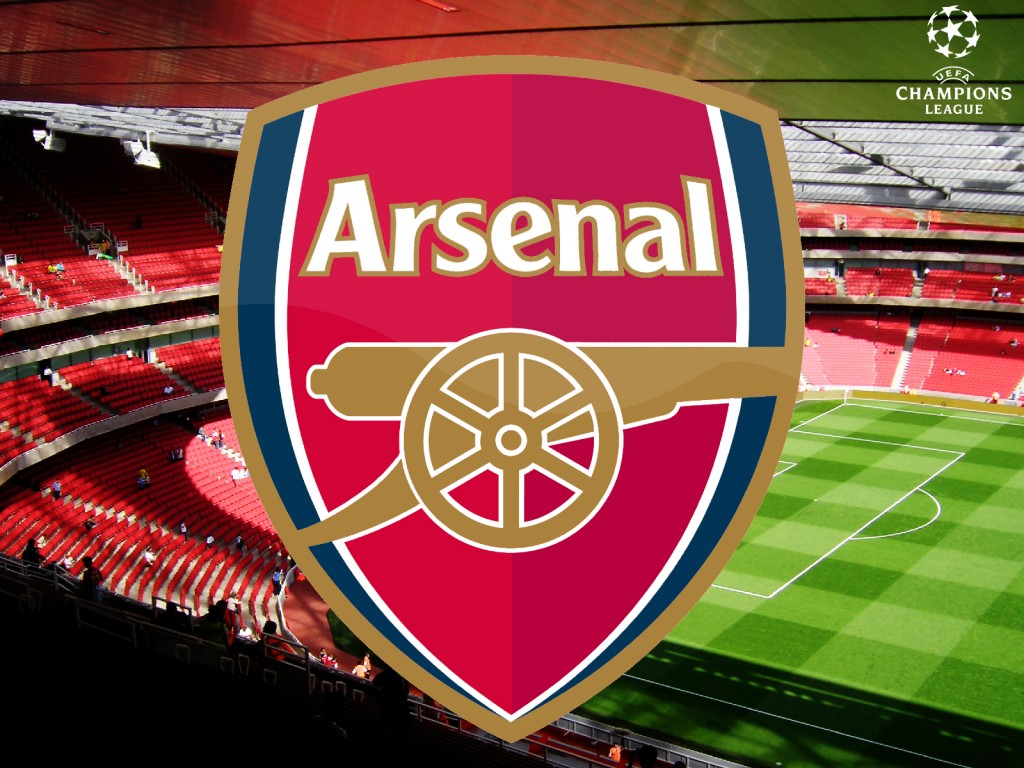 Arsenal FC Wallpaper for Iphone Android Windows 7 8   Hot HD 1024x768