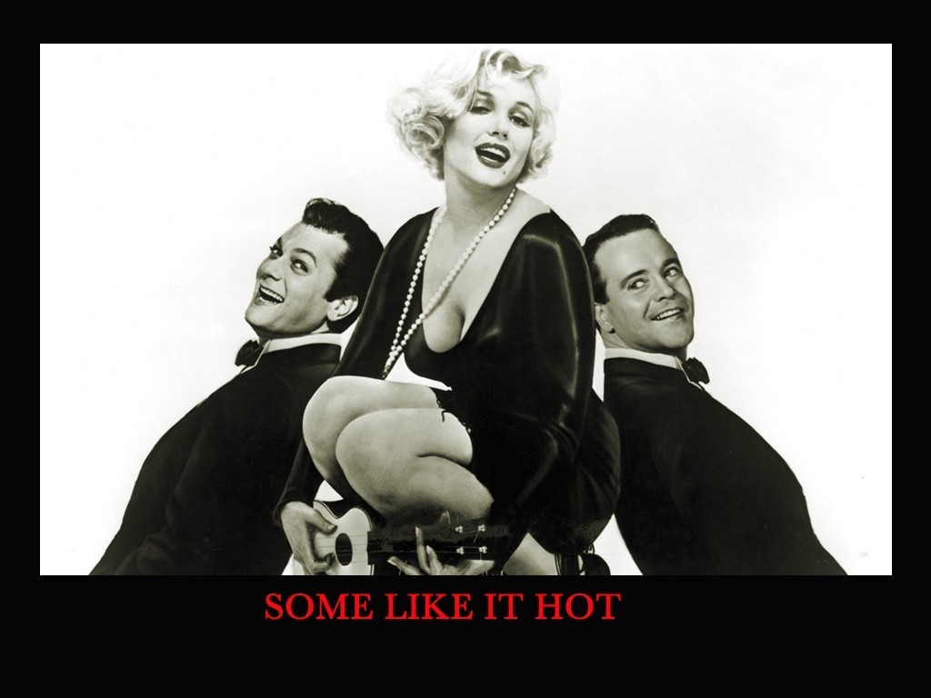 Some Like It Hot Classic Wallpaper   Classic Movies Wallpaper 9498517 1024x768
