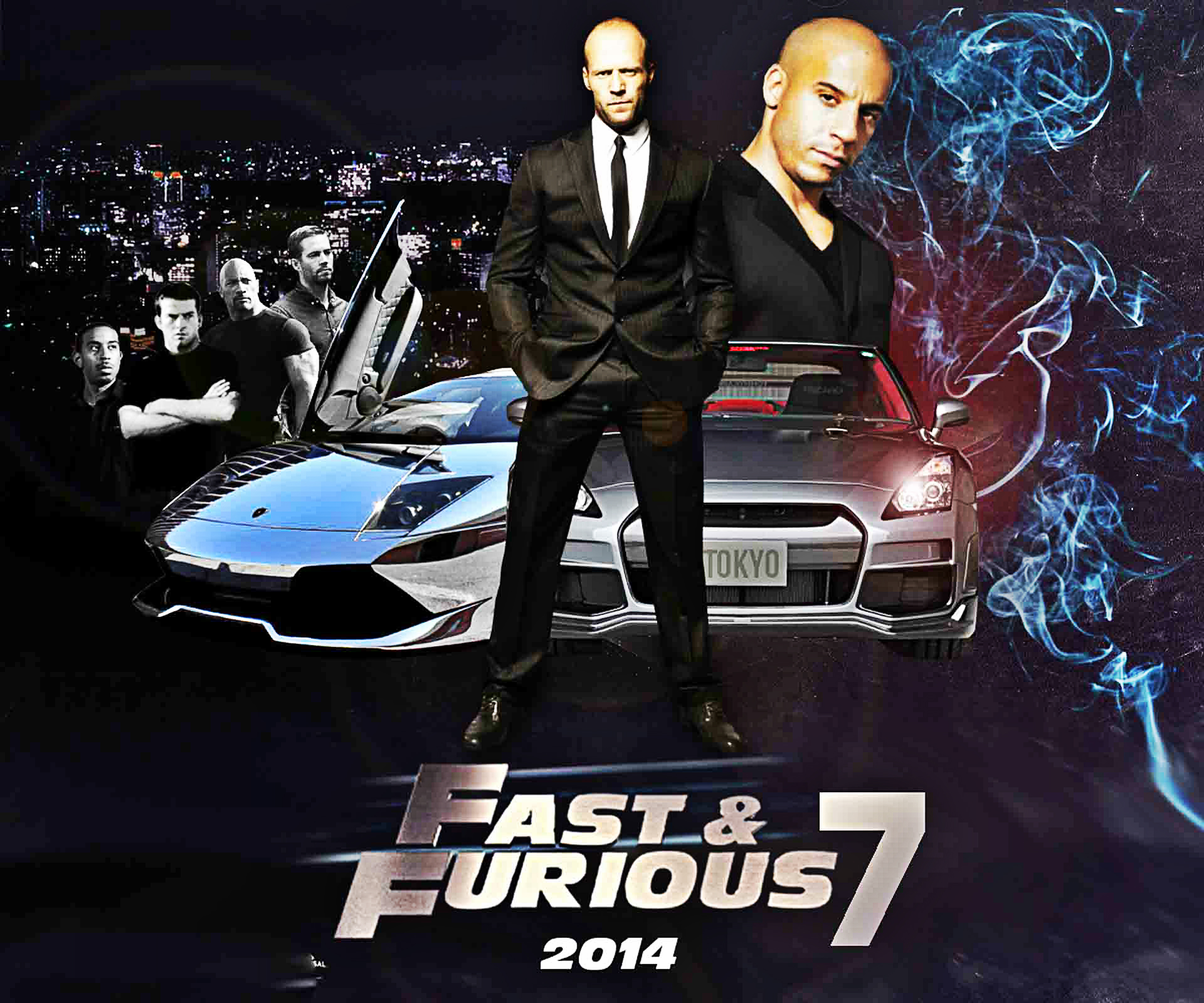 Fast Furious 7 Latest HD Wallpapers Download Hd Wallpapers 1920x1600