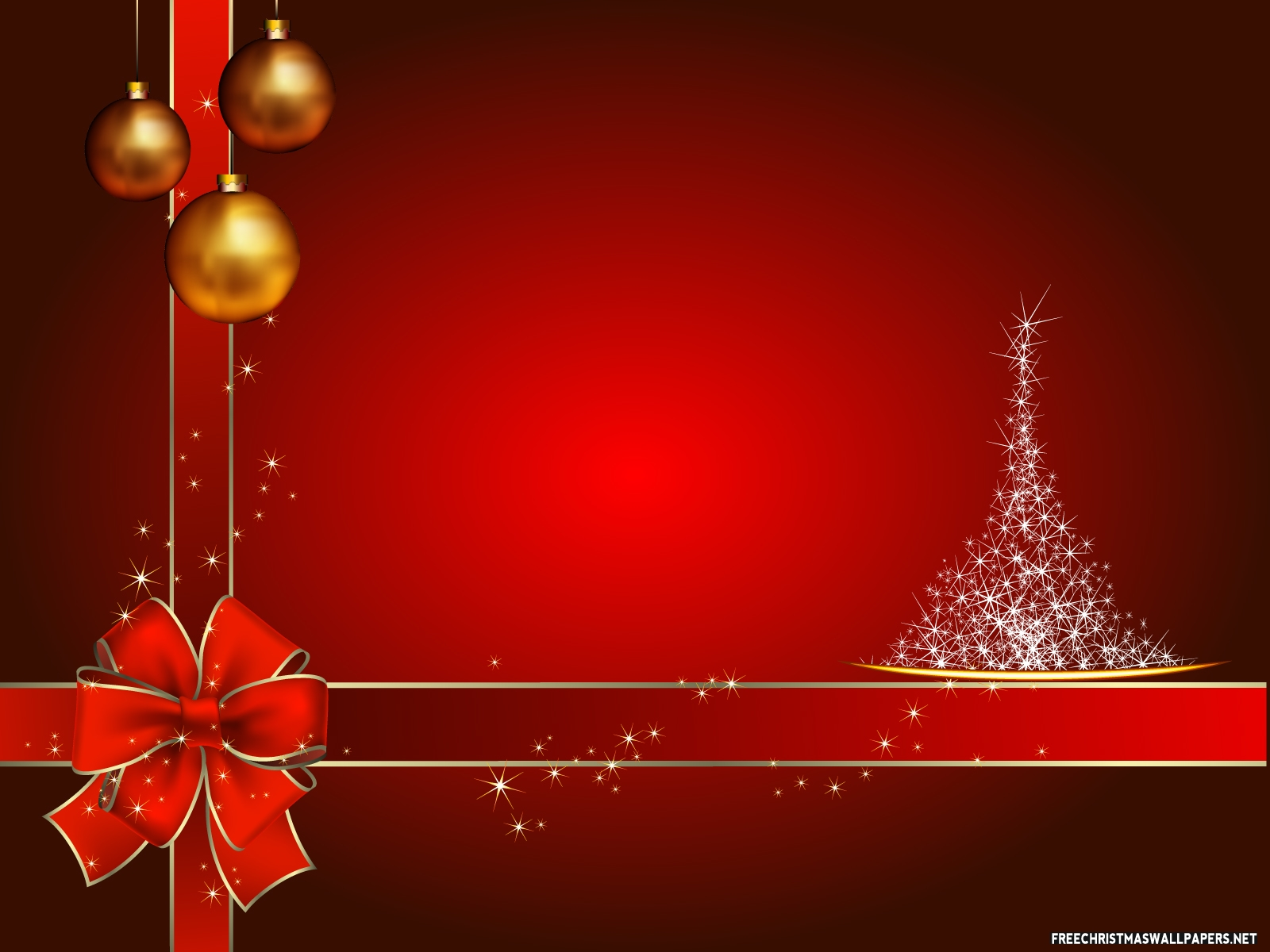 Christmas wallpapers red christmas decorations and gifts on christmas - Free Download Christmas Gift Wallpaper Wallpapers Area