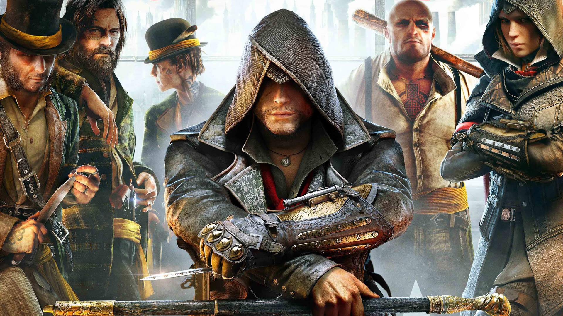 Free Download Assassins Creed Syndicate Wallpaper In 1920x1080