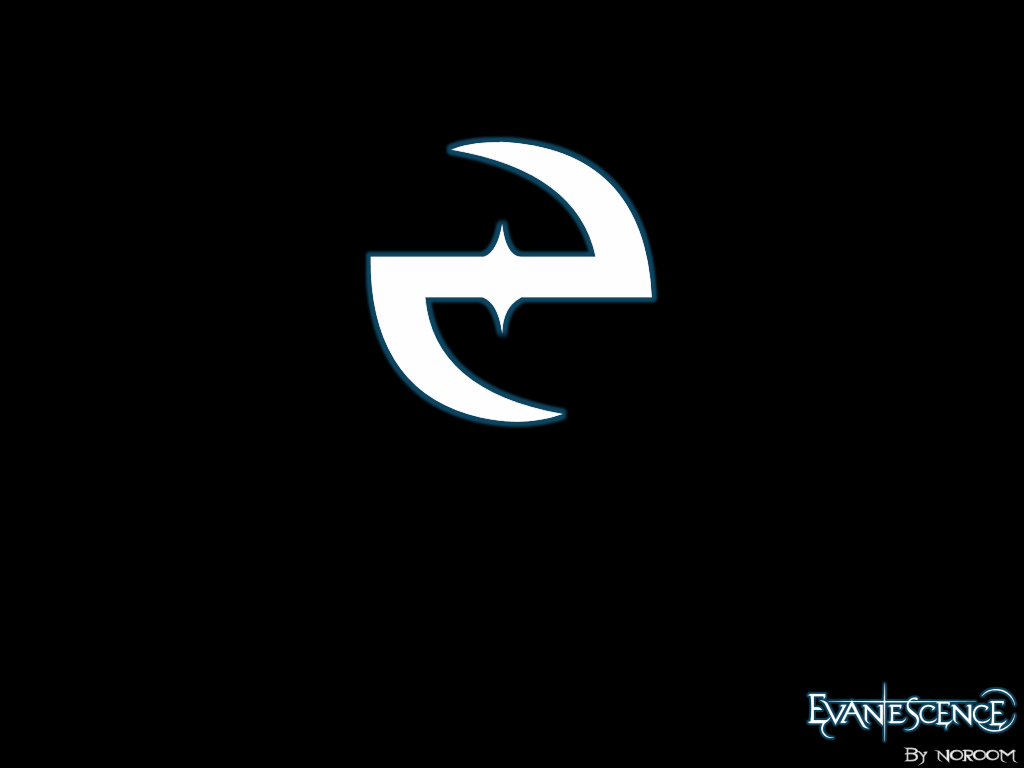 Evanescence Logo by noroom 1024x768