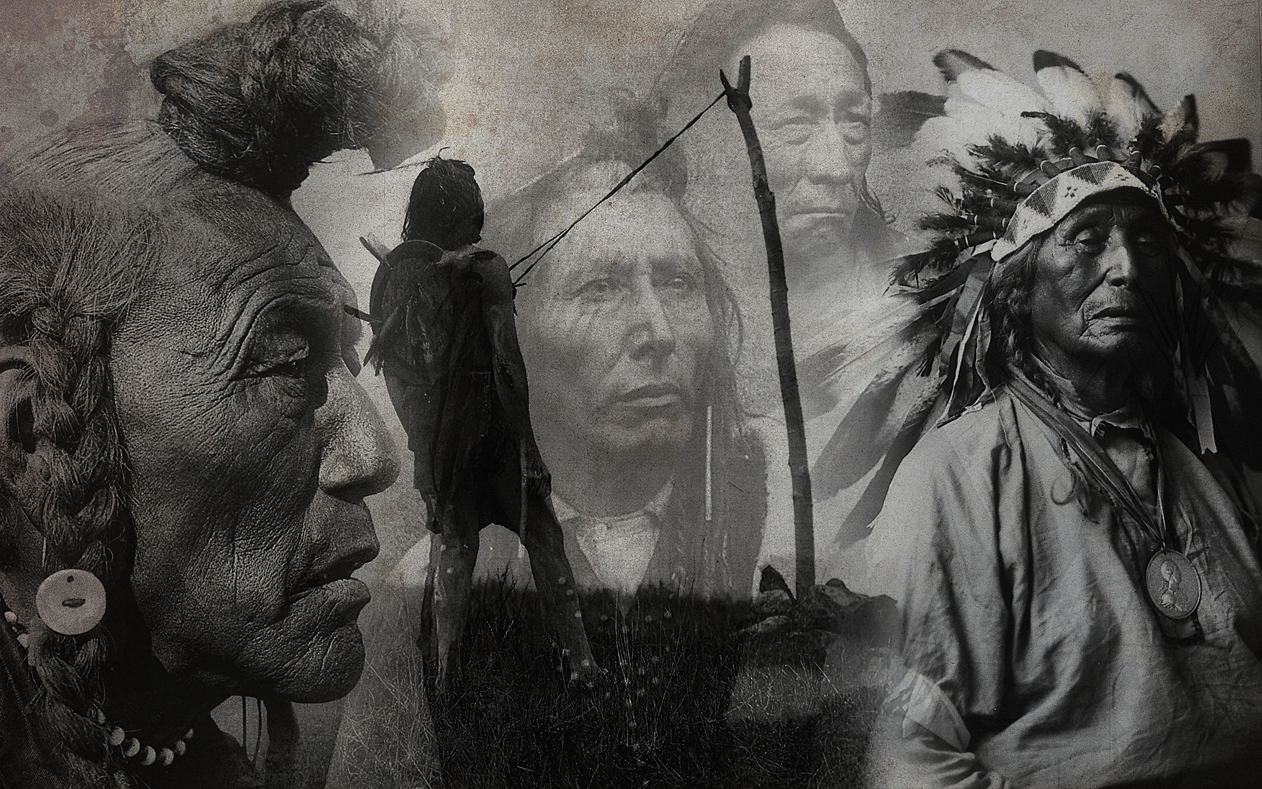 Native American Art 2560x1600