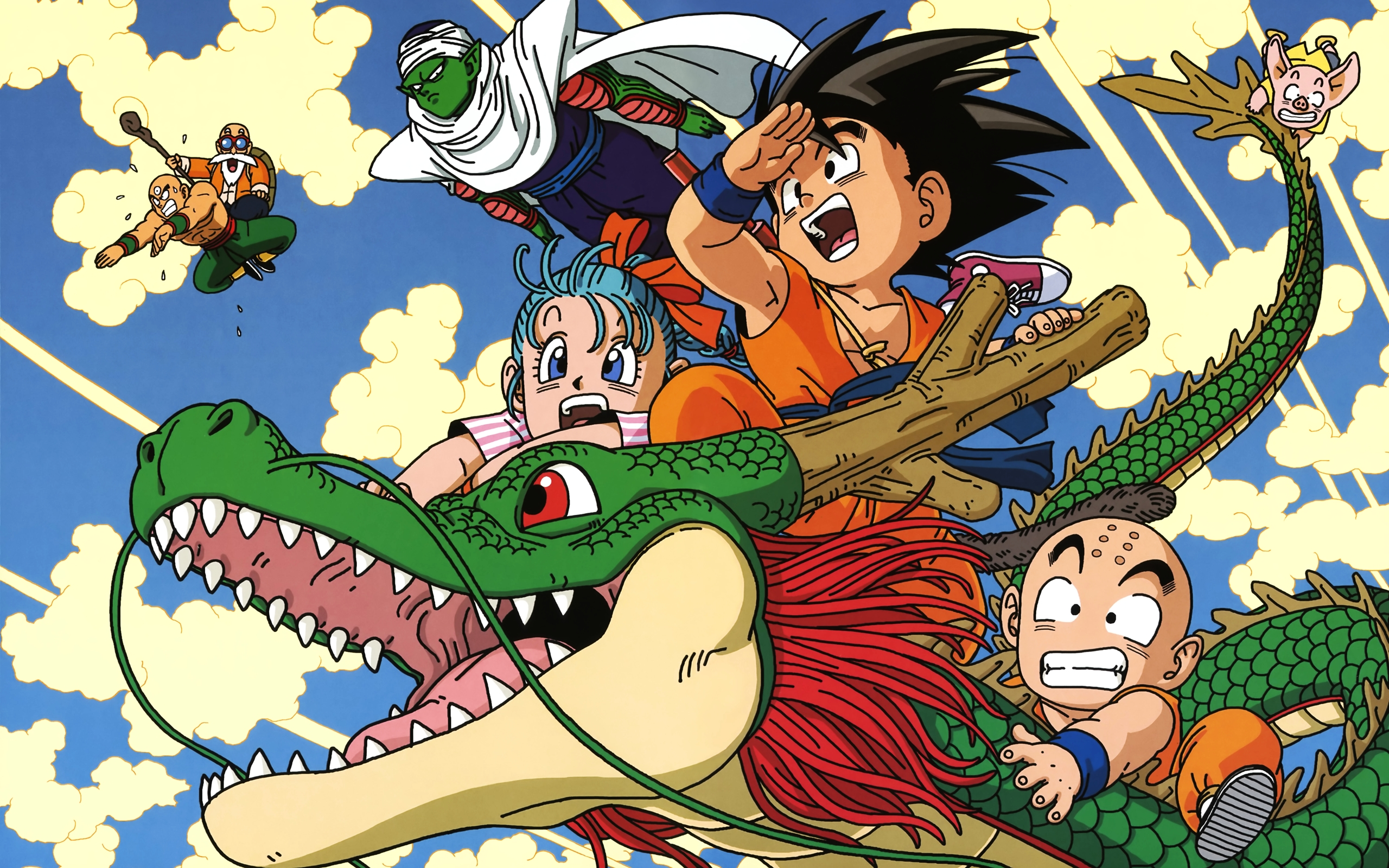 dragon ball z wallpaper   Dragon Ball Z Wallpaper 2560x1600