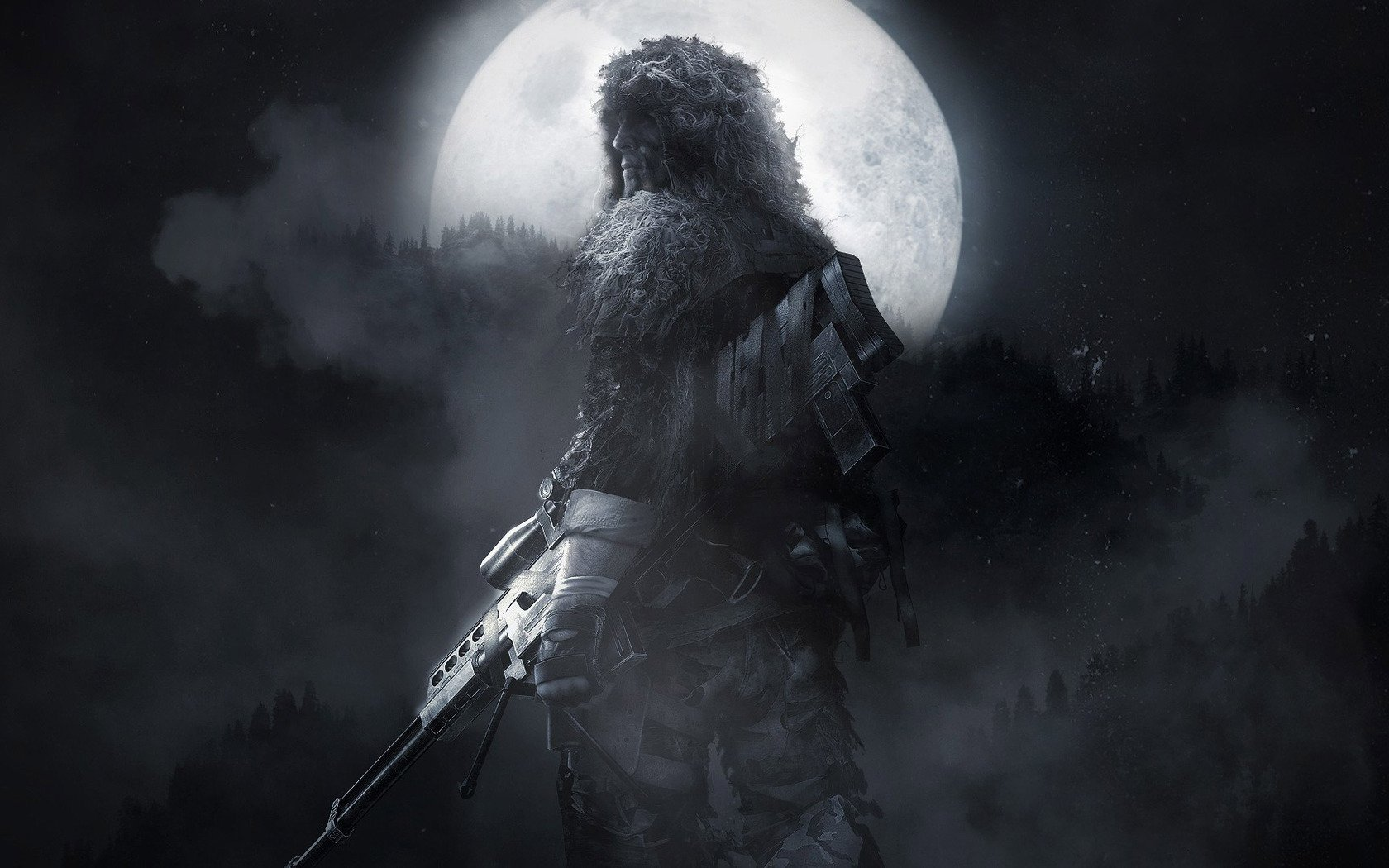 Sniper   Ghost Warrior 2 wallpaper 7755 1680x1050