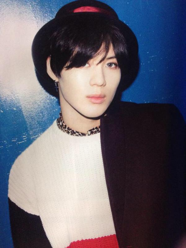 Lee Taemin images SHINee SEEK Magazine TAEMIN 2015 HD 600x800